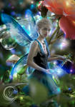 Fairy Nightfall Freesia by MLauviah
