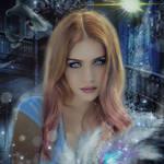 Angel Girl by Mlauviah