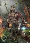 Warrior Balfrolk COMMISSION