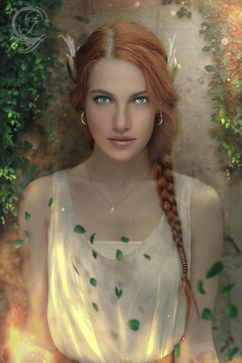 Princess Valkyrie Friadana of Fire