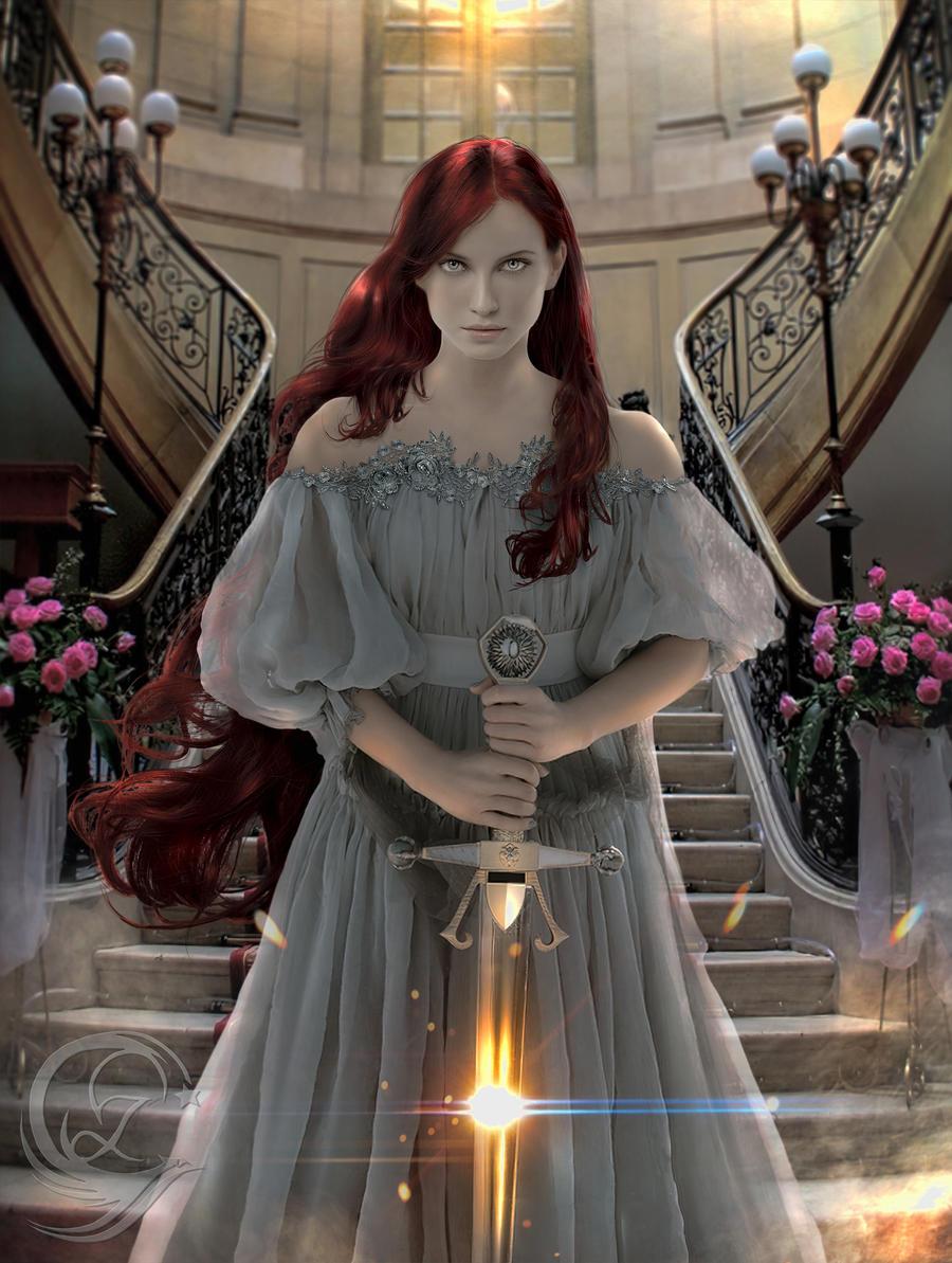 Merevianna Triton Wizard Girl II