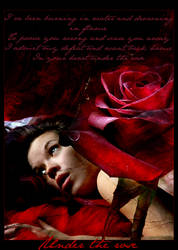 Under the Rose by LOVE-HIM