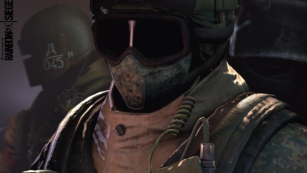 Soldier Video Games Rainbowsix Siege Digital Art Dark: SFM / Rainbow Six Siege (R6S) Poster By Vekuuzz On DeviantArt