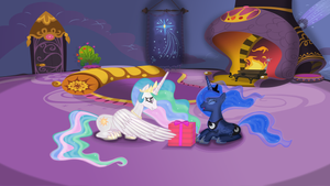 Happy Birthday Luna (A Gift for My Mom) by PersianPoetess