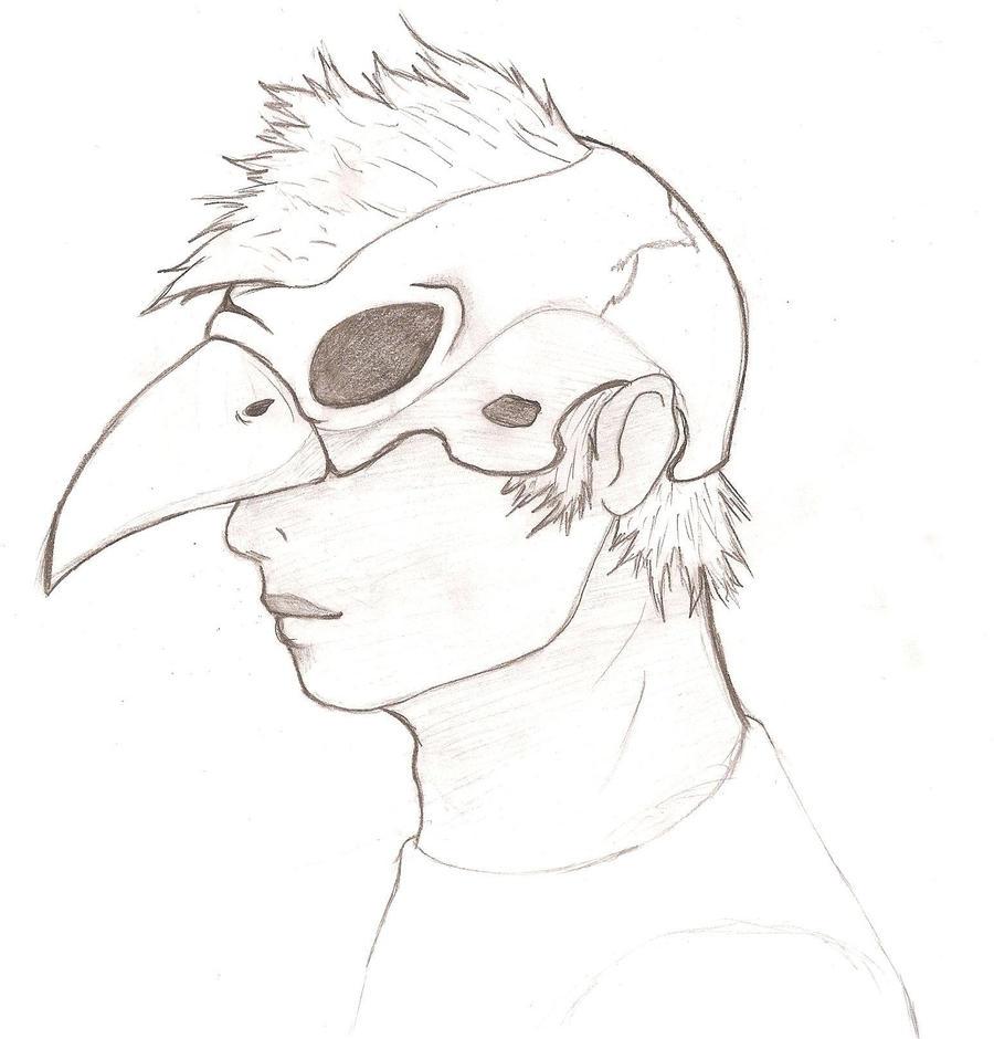 Bird Mask By Imakeitsnow On DeviantArt