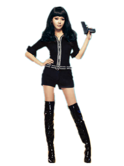 Soo Hoot By: Annisa ^^ (RENDER) by AnnPinky