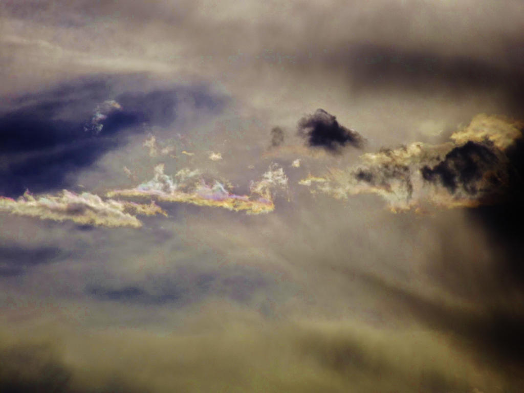 Rainbow clouds 2 by volpe-artica