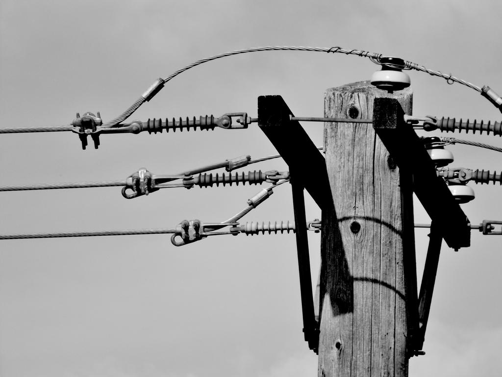 Power Lines by volpe-artica
