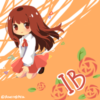 IB by RoasteDMilk