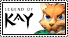 Legend of Kay Stamp by ririnyan