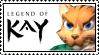 Legend of Kay Stamp by ririnyan