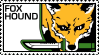 MGS Foxhound Stamp by ririnyan