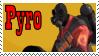 TF2 Stamp - Pyro by ririnyan
