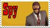 TF2 Stamp - Spy by ririnyan