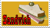 TF2 Stamp - Sandvich by ririnyan