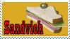 TF2 Stamp - Sandvich by ririnyan