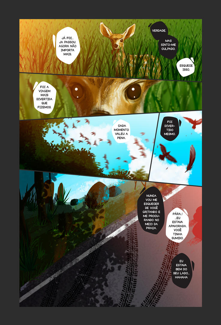 Lamentos: Pag2 by BLAME-001