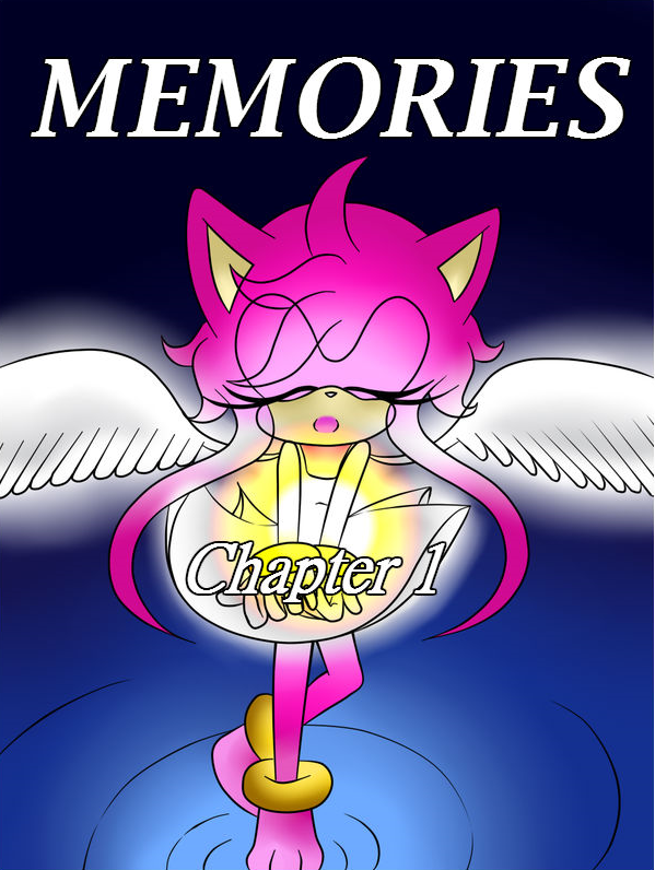 Cover- Memories Chapter 1 by animegodness