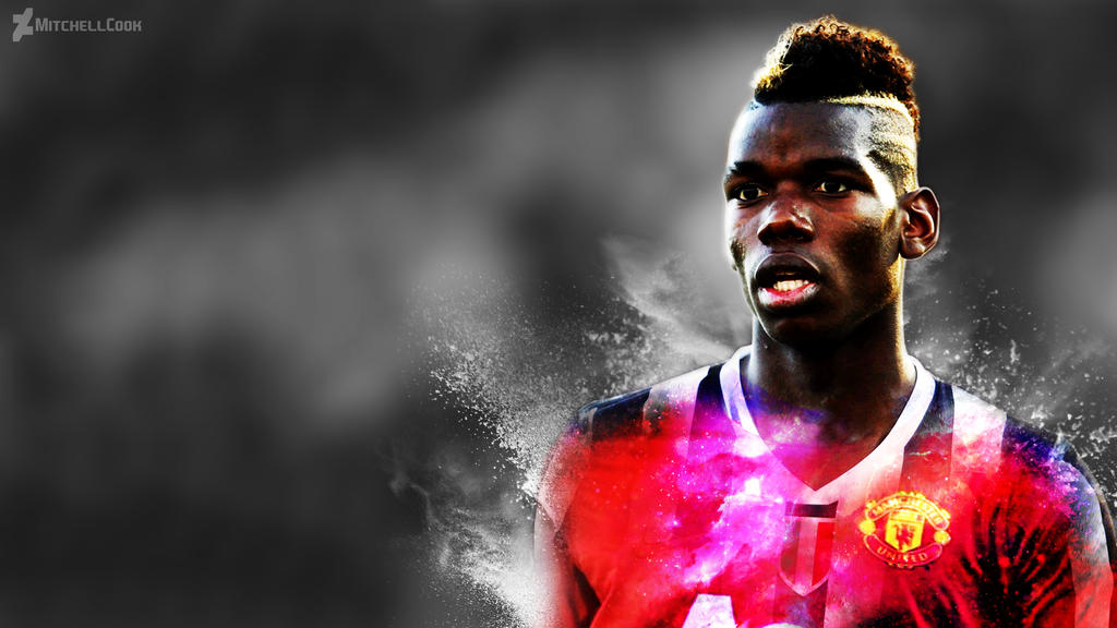 Paul Pogba To Manchester United Wallpaper