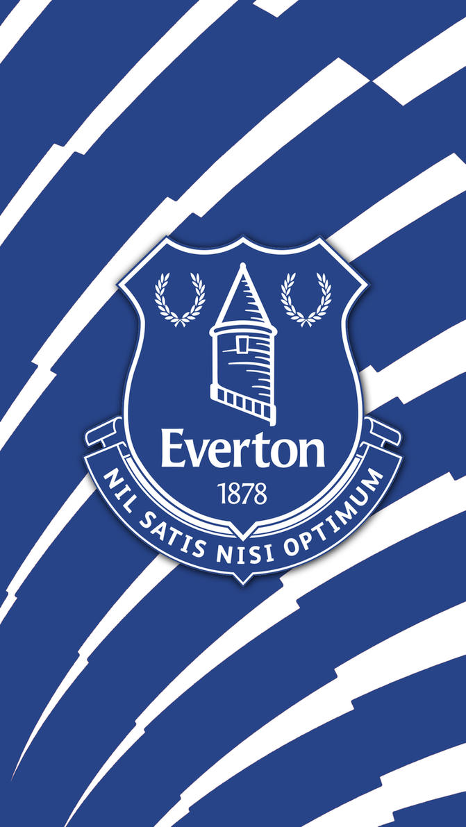 Everton Premier League 16 17 IPhone Wallpaper By MitchellCook