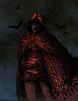 Shadow II by weremoon