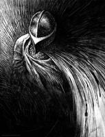 dark I by weremoon