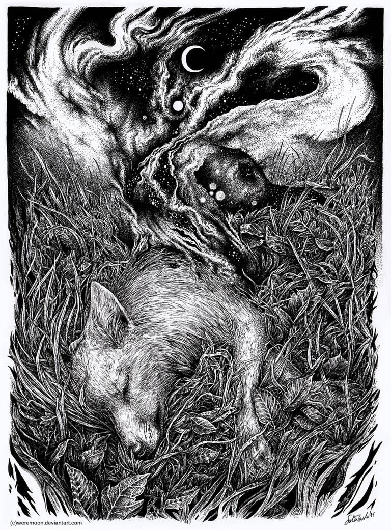 Stardust by weremoon