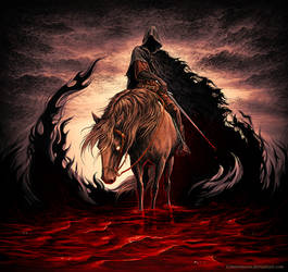 Sabhankra - Revenge by weremoon