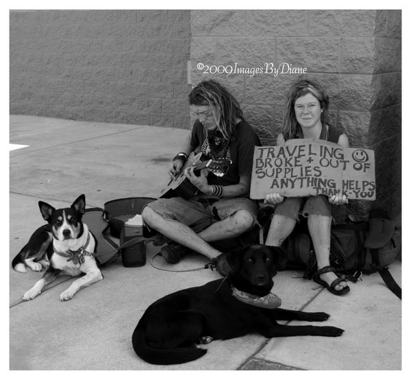 Walk A Mile In My Shoes by SassyPants61762