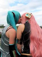 So kiss me x3 by GermanCosplay