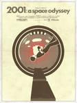 2001: A Space Odyssey - Alternative Movie Poster