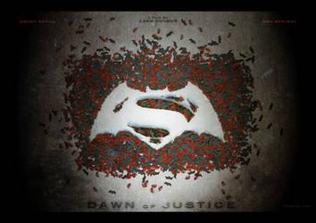 Batman V Superman Alternative Movie poster