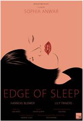 Edge of Sleep movie poster by 3ftDeep by 3ftDeep