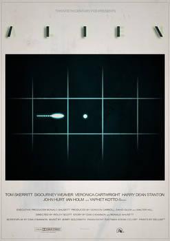 Alien day 2016 - LV426 Alternative movie poster