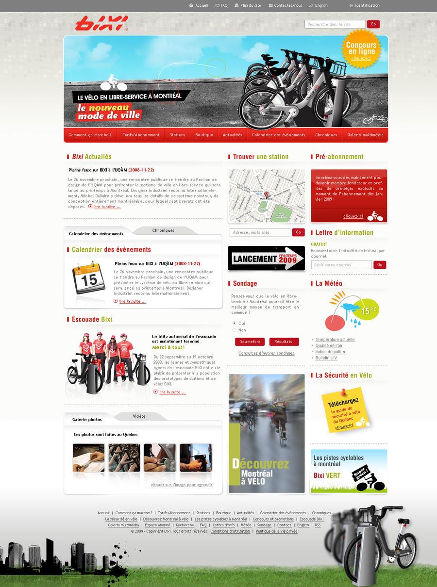 Web Designer Montreal Freelance
