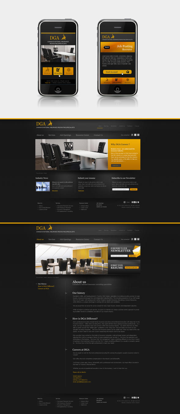 DGA2 by Webdesignerps