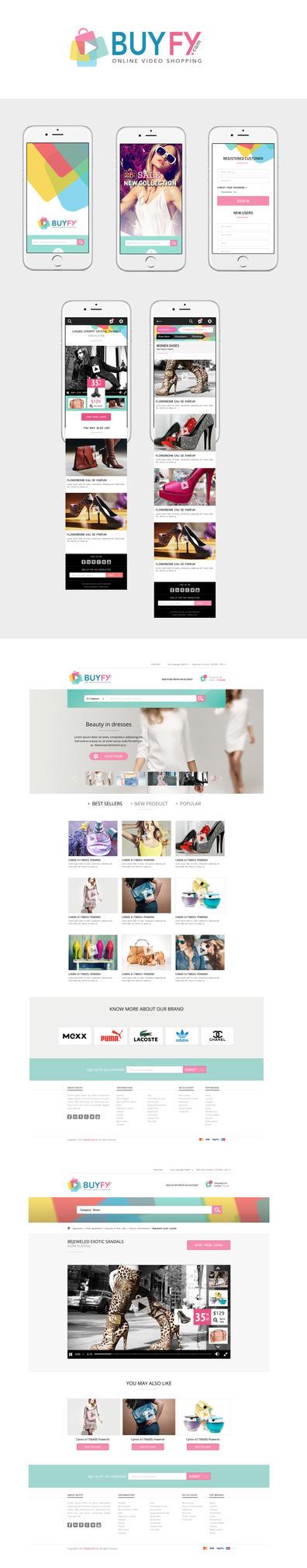 Buyfy by Webdesignerps
