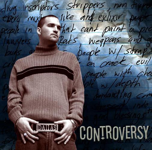 Dallas CD Cover