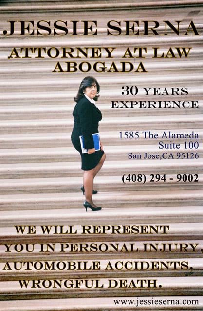 Jessie Serna Advertisement