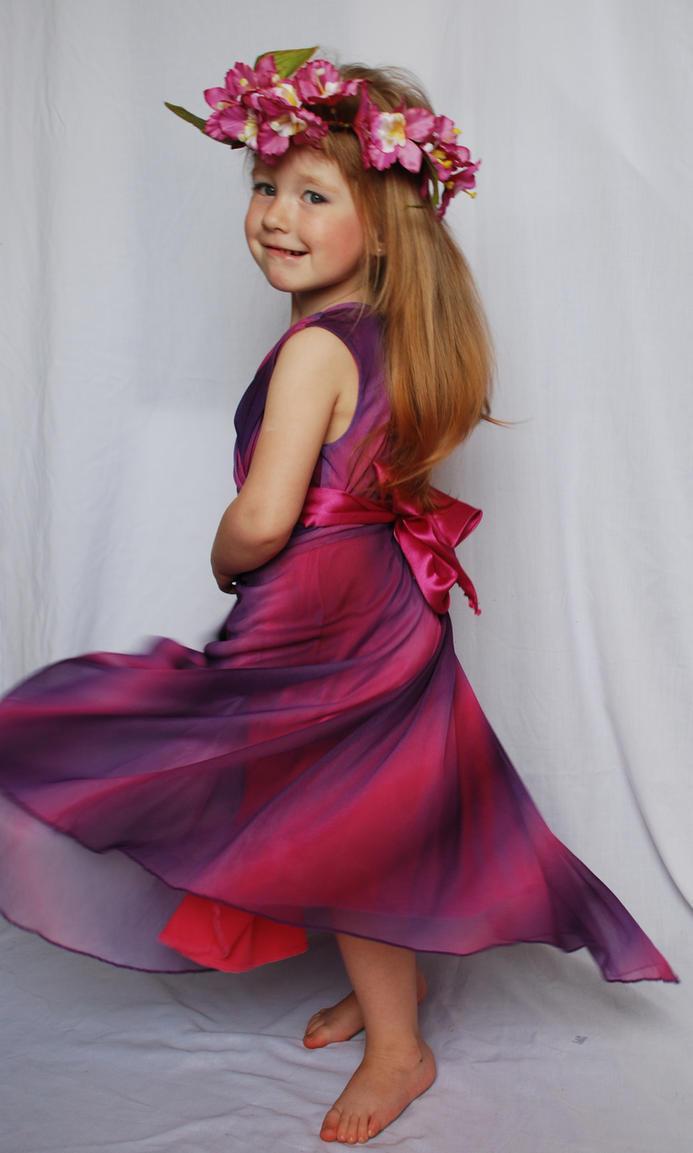 The girl - Spring_4 by anastasiya-landa