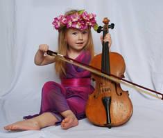 The girl - Spring_5 by anastasiya-landa