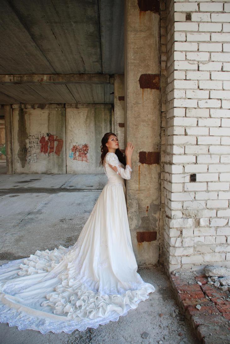 The sad bride_3 by anastasiya-landa