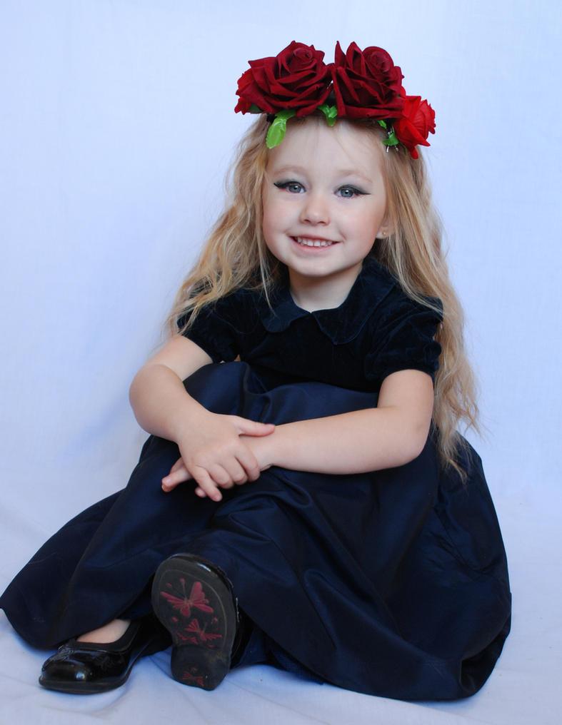 Little Dark Girl (4) by anastasiya-landa