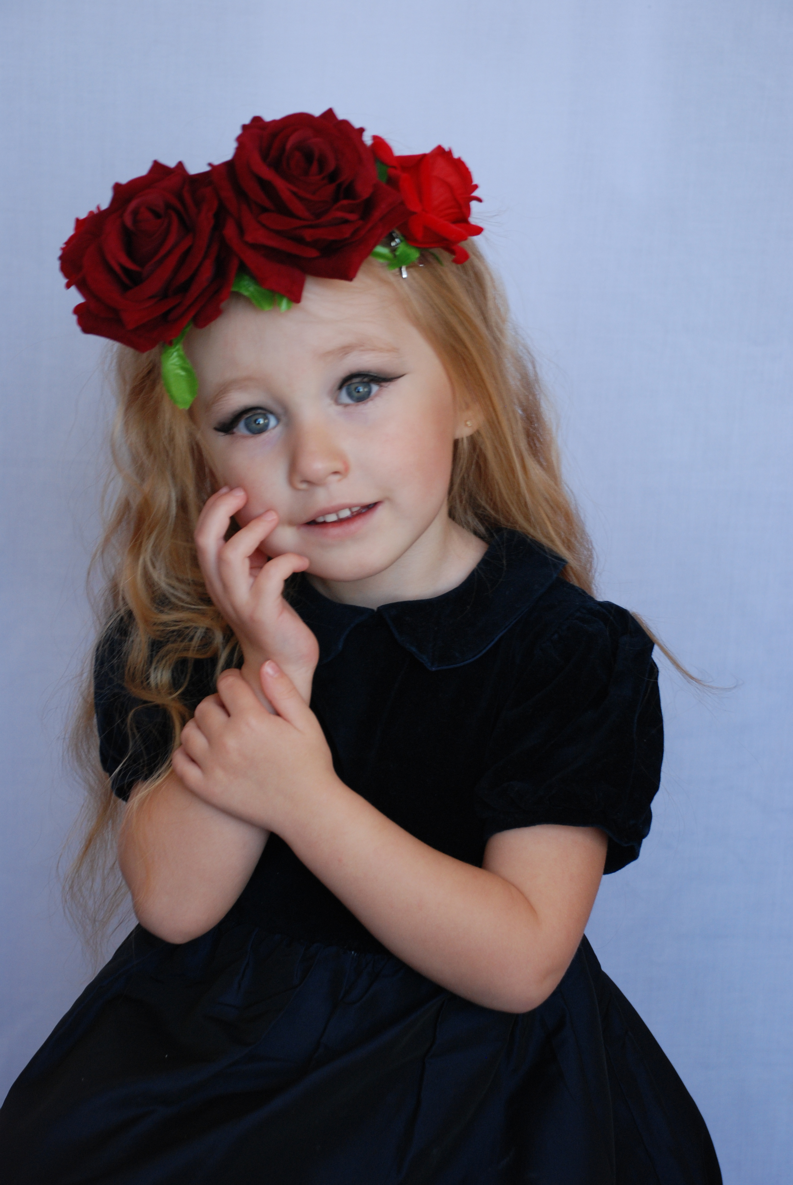 Little Dark Girl (13) by anastasiya-landa