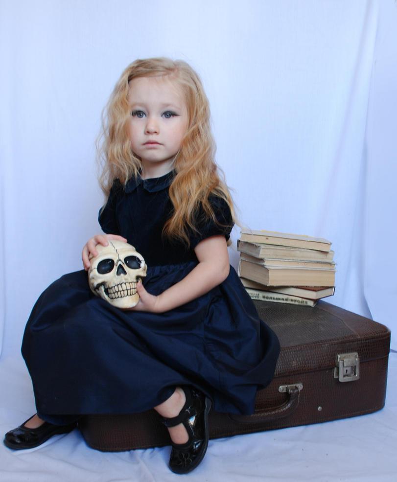 Little Dark Girl (25) by anastasiya-landa