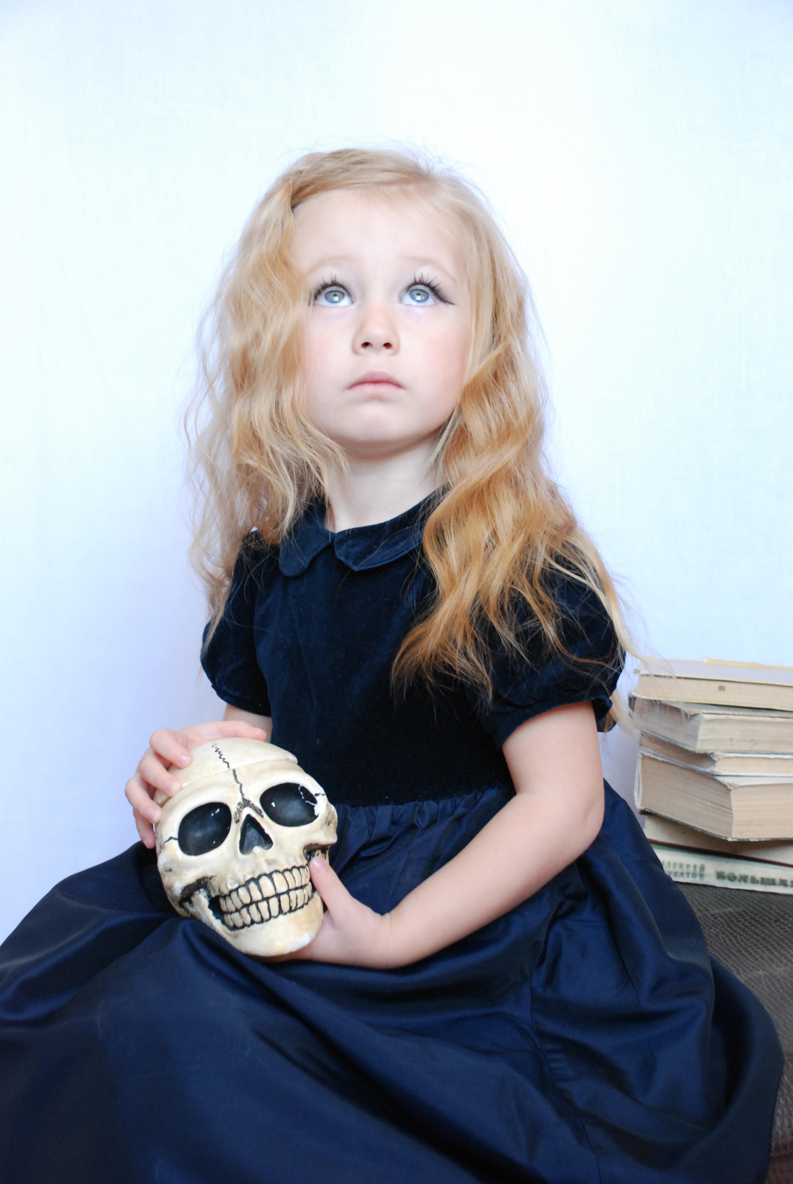 Little Dark Girl (26) by anastasiya-landa