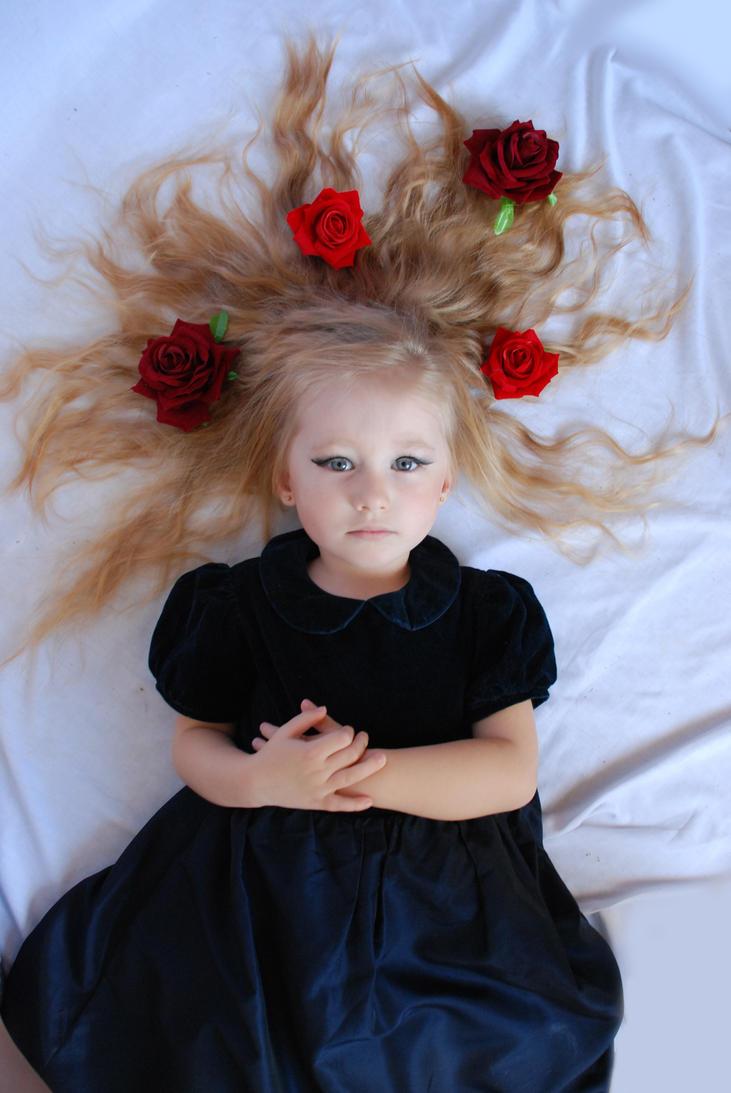 Little Dark Girl (41) by anastasiya-landa