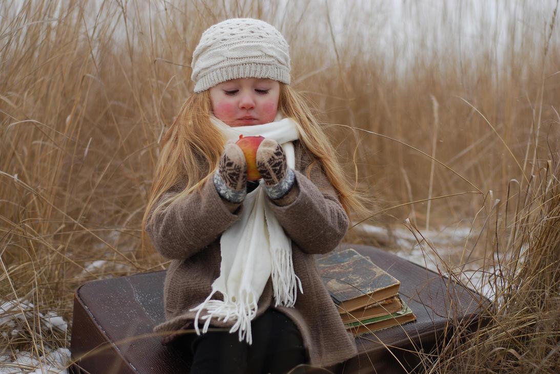 The winter by anastasiya-landa