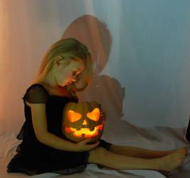 Halloween, pumpkin, light_20