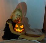 Halloween, pumpkin, light_24